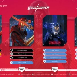 Ghostrunner: versioni next gen arrivano in autunno