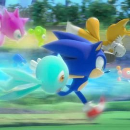 Sonic Colours: una remastered in arrivo?