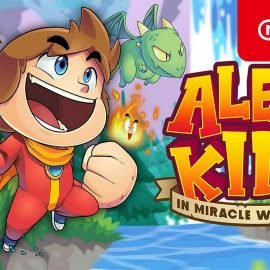 Alex Kidd in Miracle World DX – Recensione