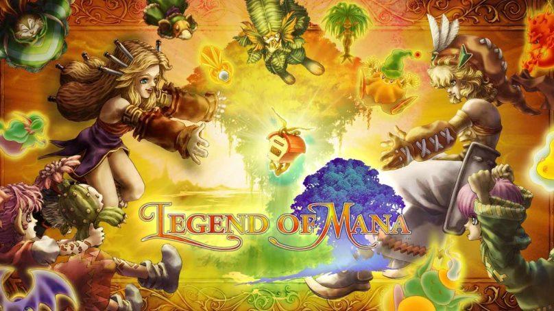 Legend of Mana Remaster – Lista trofei