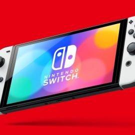 Nintendo Switch OLED: finalmente la conferma