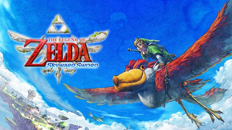 Nuovo trailer per The Legend of Zelda: Skyward Sword HD