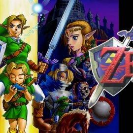 The Legend of Zelda: il gioco cancellato su Sheik