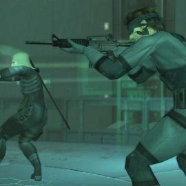 Metal Gear Solid 2: trailer rimasterizzato in 4K