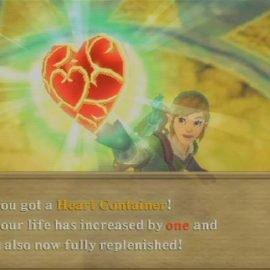 The Legend of Zelda: Skyward Sword HD – Portacuori pt 2