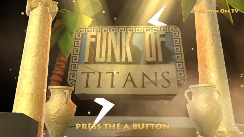 Back in Time – Funk of Titans