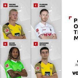 FIFA 22: ecco i candidati per il POTM della Bundesliga