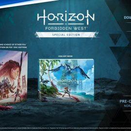 Horizon Forbidden West – Aperti i pre-order